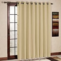 Amazon.com: RHF Thermal Insulated Blackout Patio door ...