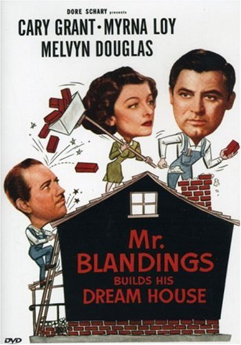 "Cover of ""Mr. Blandings Builds His Dream ..."