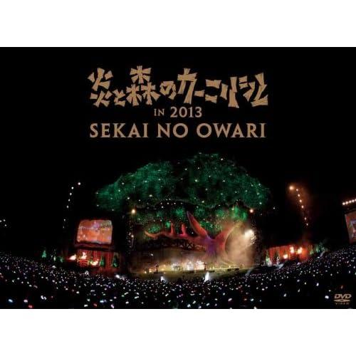 炎と森のカーニバル in 2013 [DVD]をAmazonでチェック!