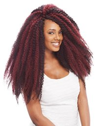 Janet Collection Afro Twist Braid Marley Crochet Hair 4 ...