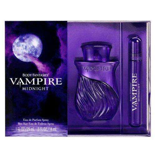 Vampire Midnight by Parfums De Coeur, 2 Piece Gift Set for women