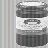 British - Duerr's Blackcurrant Preserves 454g
