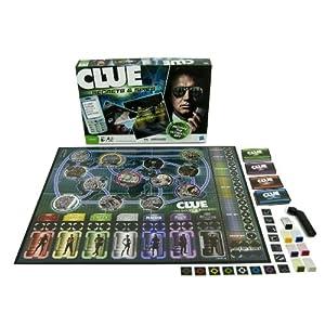 Clue Secrets & Spies