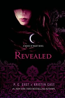 Revealed: A House of Night Novel (House of Night Novels) by P. C. Cast| wearewordnerds.com