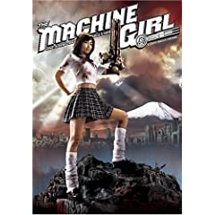 poster of The Machine Girl