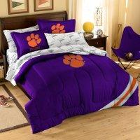 Clemson Tigers Bedding Price Compare