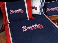 Braves Comforter, Atlanta Braves Comforter, Braves ...
