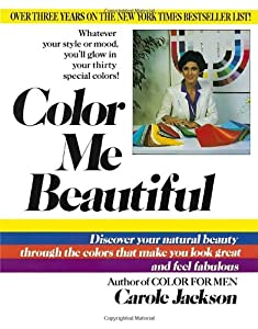 "Cover of ""Color Me Beautiful"""