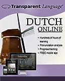Transparent Language Online - Dutch - Student Edition [6 Month Online Access]