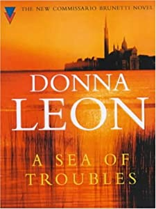 "Cover of ""A Sea of Troubles"""