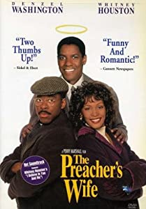 """Cover of """"The Preacher's Wife"""""""