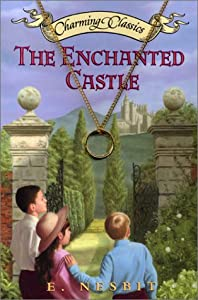 """Cover of """"The Enchanted Castle (Book and ..."""