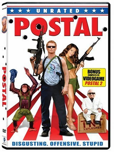 Postal (Unrated), Larry Thomas