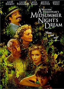 """Cover of """"A Midsummer Night's Dream"""""""