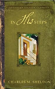 """Cover of """"In His Steps (Barbour Christian..."""