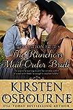 The Rancher's Mail Order Bride (The Dalton Brides Book 1)