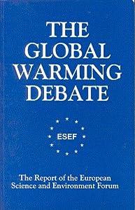 "Cover of ""The Global Warming Debate"""