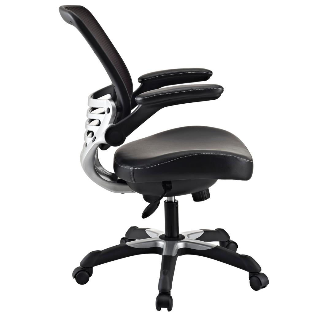 Office Chairs Amazon Lexmod Edge Office Chair With Mesh Back And