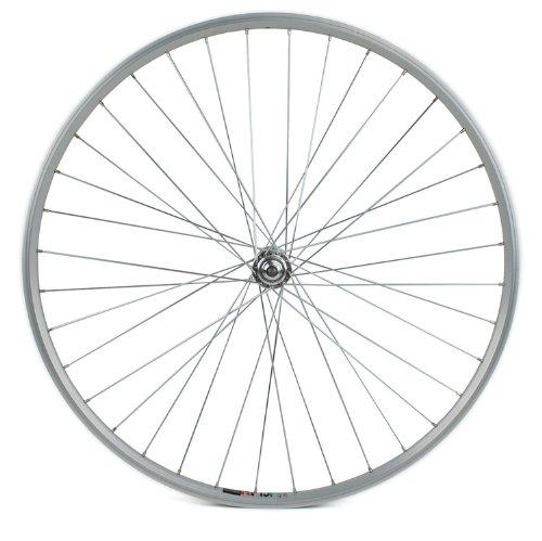 Sta Tru Silver Alex RP15F 36H Rim Front Wheel 700X25