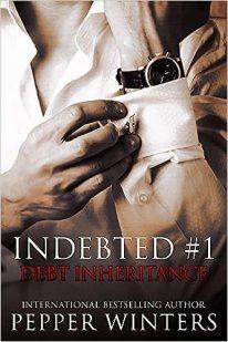 Indebted #1, Debt Inheritance Book Cover