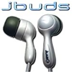 JBuds Hi-Fi Noise-Reducing Ear Buds (White) for $10.2 + Shipping