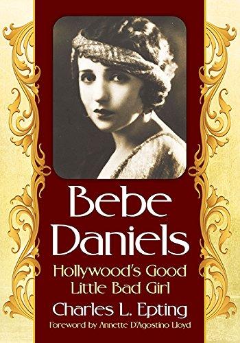 Image result for bebe daniels hollywood's good little bad girl