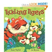 Children's Book: Tickling Tigers