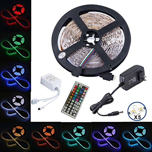 Topmax 164ft5m Led Strip Light Colors