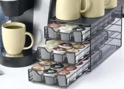Keurig-Brewed-3-tiered-K-Cup-Drawer-Holds-54-K-Cup-Packs