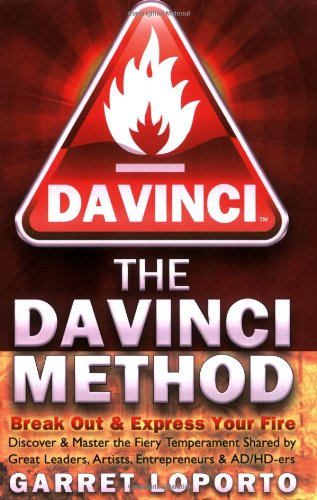 The Da Vinci Method - Break Out & Express Your Fire