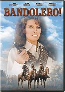 """Cover of """"Bandolero!"""""""