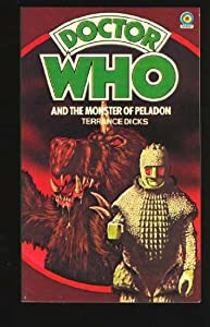 "Cover of ""Doctor Who and the Monster of P..."