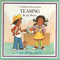 a children's book about teasing