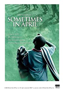 "Cover of ""Sometimes in April"""