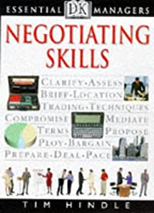 "Cover of ""Negotiating Skills (Essential M..."