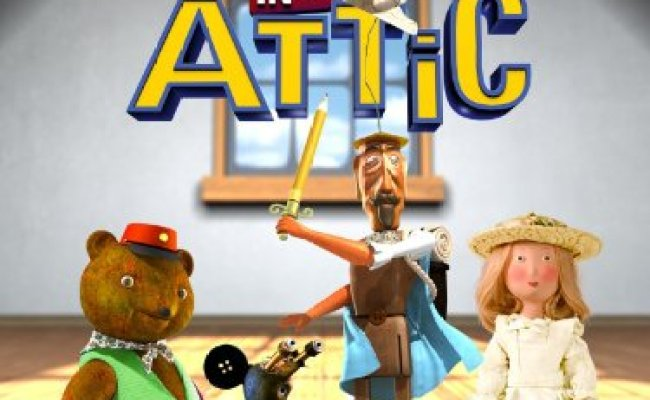 Amazon Toys In The Attic Forest Whitaker Joan