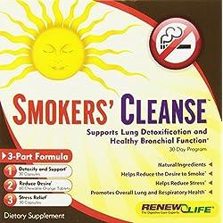 Renew Life Smoker's Cleanse
