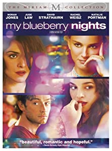 """Cover of """"My Blueberry Nights (The Miriam..."""