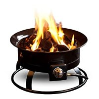 Outland Firebowl 820 Portable Propane Fire Pit: Amazon.ca