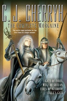 The Complete Morgaine (Morgaine Cycle) by C. J. Cherryh| wearewordnerds.com