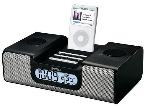 iHome iH2 Clock Radio for iPod (Black) Review , Sale | Best