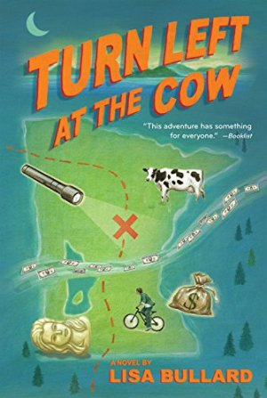 Turn Left at the Cow by Lisa Bullard | Featured Book of the Day | wearewordnerds.com