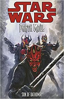 Star Wars: Darth Maul - Son of Dathomir Book Cover
