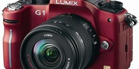 Panasonic Lumix DMC-G1 12.1MP Digital Camera Reviews
