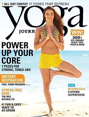 Yoga Journal (1-year auto-renewal)