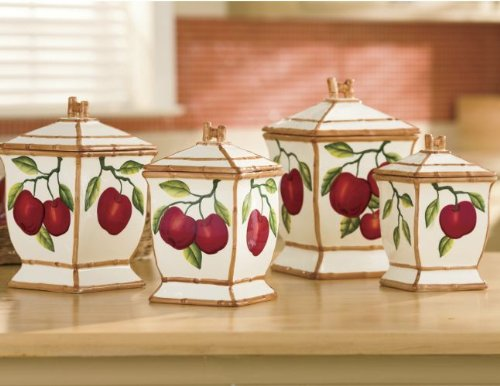 Apple Decorations for Kitchen Dcor Ideas  Home Ideas