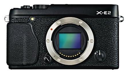FUJIFILM デジタルカメラミラーレス一眼 X-E2本体 ブラック F FX-X-E2B