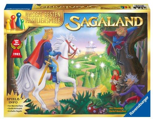 Sagaland. Spiel des Jahres 1982