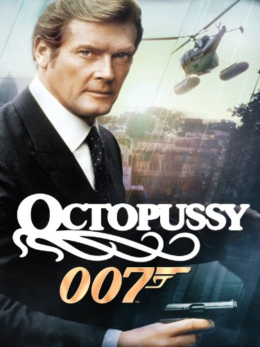 Amazoncom Octopussy Roger Moore James Bond Louis