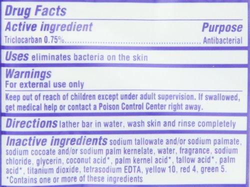Safeguard Antibacterial Soap Beige 8-Count: Bath Size ...